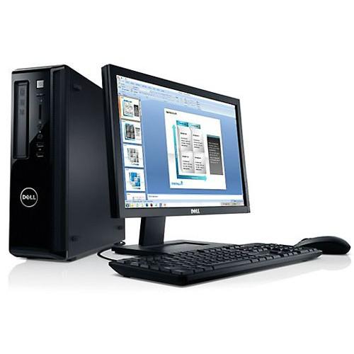 Pachet PC+LCD Dell Vostro 260s D06D Pentium G620, 2gb Ddr3, 250GB