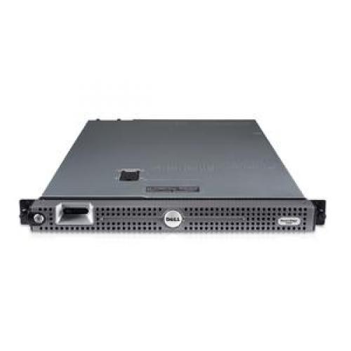 Server SH Dell PowerEdge 2950,Intel Xeon Quad Core E5450, 3.0Ghz, 8Gb DDR2 FBD, DVD-ROM, Raid PERC 6/i, fara Hard Disk