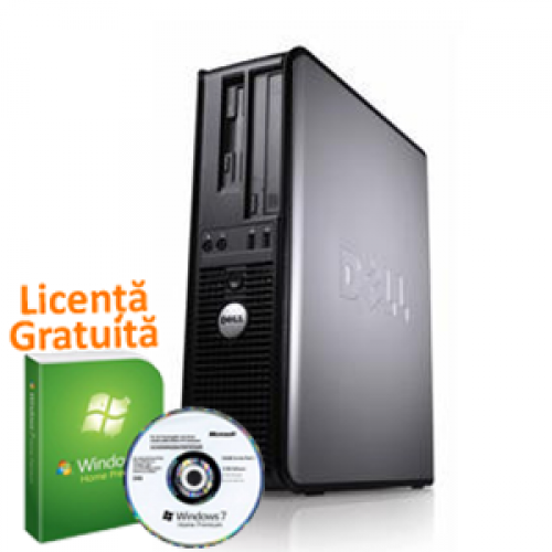 Dell Optiplex 755 SFF, Intel Core 2 Duo E6550, 2.3Ghz, 2Gb DDR2, 80Gb HDD, DVD-RW + Windows 7 Professional