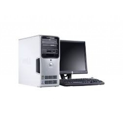 PC Dell Dimension 5150, Dual Core Pentium D820 , 3,00GHz, 2Gb, 40Gb, DVD - ROM cu Monitor LCD ***
