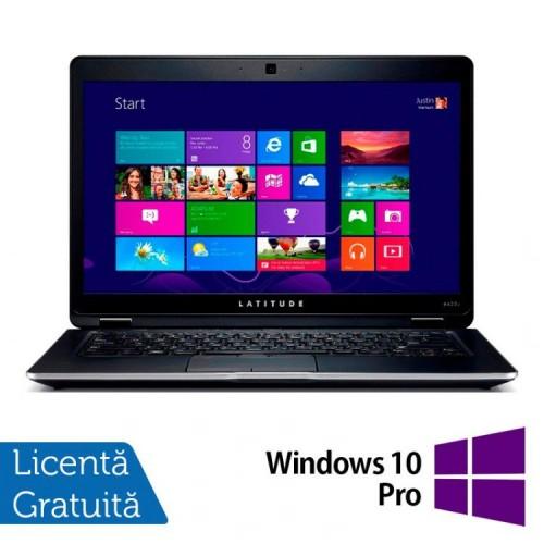 Laptop DELL Latitude 6430u, Intel Core i5-3437U 1.9GHz, 4GB DDR3, 256GB SSD + Windows 10 Pro