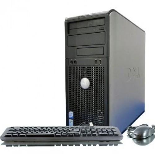 Calculator Dual Core Dell Optiplex 740, Tower, AMD Athlon 64 X2 5000+, 2GB DDR2, 160GB HDD, DVD-RW ***