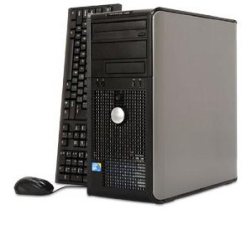 Calculator Dell Optiplex 740  Dual Core AMD Athlon 64 X2 5200+, 2,70GHz, 2Gb DDR2, 160Gb, DVD-RW