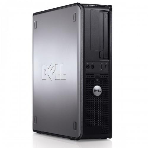 Calculator SH Dell Optiplex 380 DSK, Intel Core2 Duo E6750 2.66Ghz, 2Gb DDR3, 160Gb, DVD-ROM