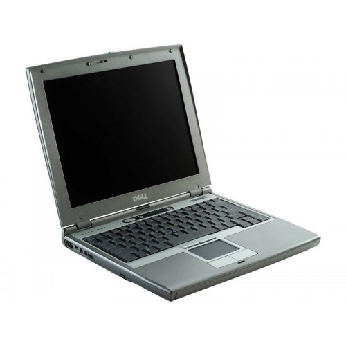 Laptop Dell Latitude D400, Intel Pentium Mobile 1,40Ghz , 256  DDR , 20Gb HDD, 12.1 inch
