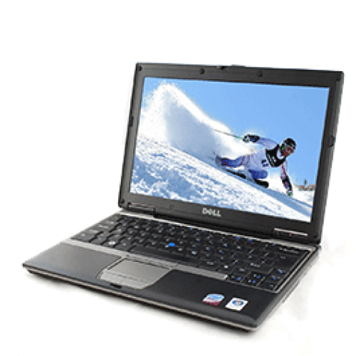 Laptop Dell Latitude D430, Intel Core 2 Duo U7500 1.06GHz, 2Gb DDR2 , 80Gb HDD, 12.1 Inch DVD-ROM