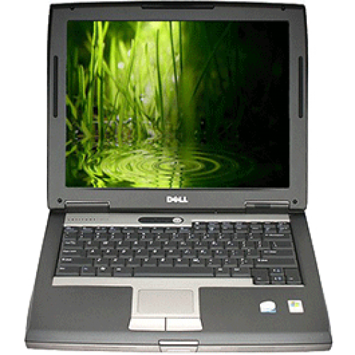 Laptop Dell Latitude D520, Intel Core DUO T2300 1,66Ghz , 2GB DDR2, 60GB HDD, DVD-ROM 14 Inch ***
