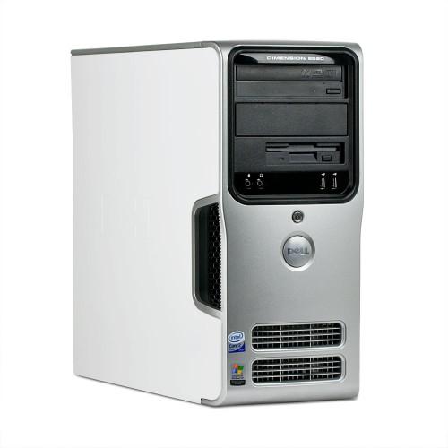 Calculator Dell Dimension E520, Intel Core 2 Duo E6300, 1.86Ghz, 2Gb DDR2, 80Gb SATA, DVD-ROM ***