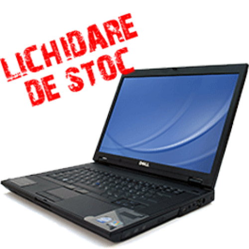 Laptop Second Hand Dell E5400, Core 2 Duo P8700, 2.53Ghz, 2Gb, 160GB HDD, 14 inch DVD-ROM***