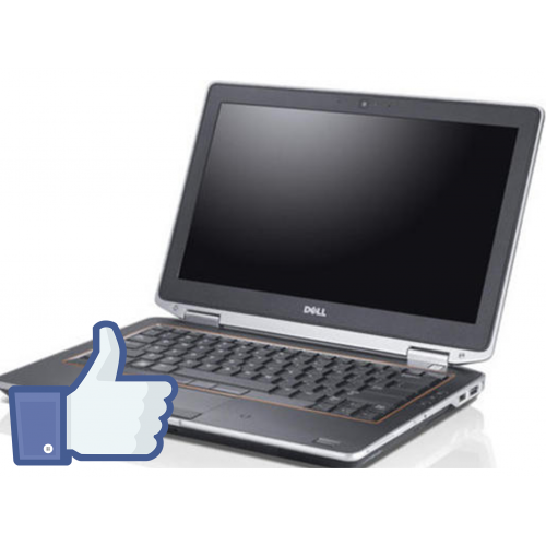Laptop Dell Latitude E6330, Core i5-3340M 2.70Ghz, 4Gb DDR3, 320Gb HDD, DVD,  webcam, 13 inch