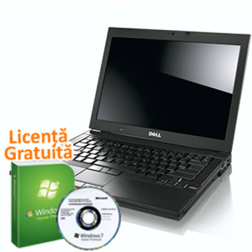 Laptop SH Dell E6410, Intel Core i5-560M, 2.67Ghz, 4Gb DDR3, 160Gb, DVD-RW, 14 inch lcd + Windows 7 Professional