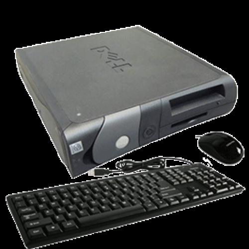 Calculator  Dell OptiPlex GX60, Intel Celeron, 2.8GHz, 1Gb DDR, 40GB HDD, DVD-ROM