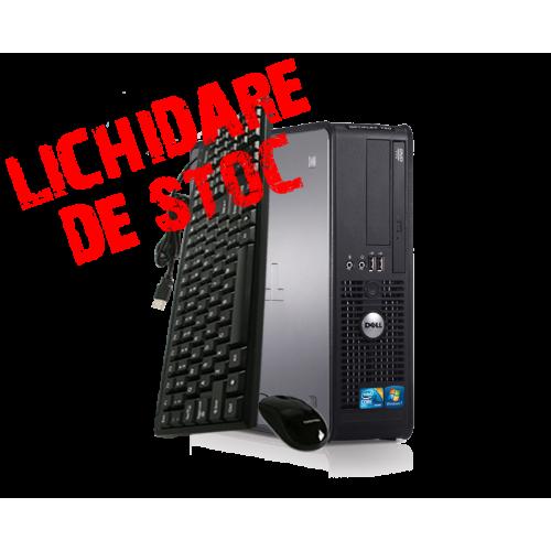 PC Calculator SH Dell Optiplex 780 SFF, Core 2 Duo E7200 2.5Ghz, 2Gb DDR3, 160Gb, DVD-RW