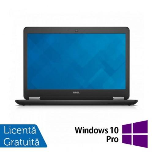 Laptop DELL Latitude E7440, Intel Core i5-4210U 1.70GHz, 8GB DDR3, 120GB SSD,14 Inch, Webcam + Windows 10 Pro, Refurbished