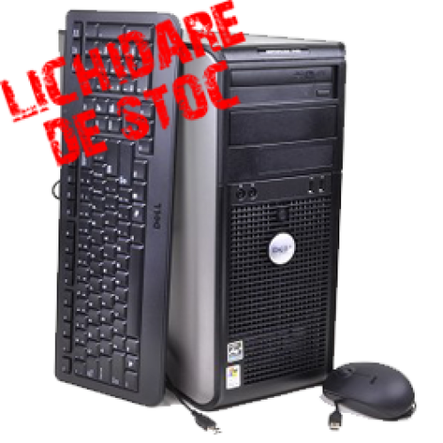 Oferta Calculator Dell Optiplex 740 AMD Dual Core x2 3500+ 2,2Ghz, 1Gb DDR2, 80Gb SATA, DVD ***
