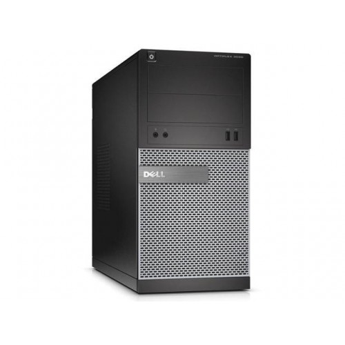 PC SH Dell OptiPlex 3010 i3-3220 3.33GHz 4GB DDR3 250gb HDD Sata DVDRW MINITOWER