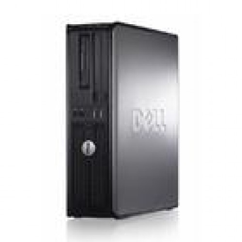 PC SH Dell Optiplex 360 Desktop, Pentium Dual Core E5300, 2.66Mhz, 2Gb, DDR2, 250GB, DVD-RW
