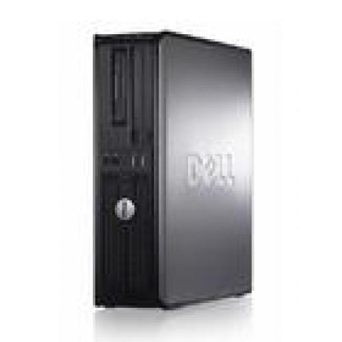 PC Dell Optiplex 760 Desktop, Core 2 Quad Q6600, 2.4Ghz, 4Gb DDR2, 160Gb, DVD-RW