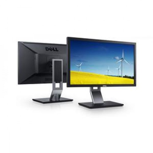 Monitor DELL U2410F, 24 inch LCD, 1920 x 1200, Picture in Picture, VGA, DVI, HDMI, Panel IPS