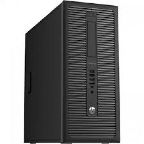 Calculator HP Elitedesk 800 G1 TW, Intel Core i5-4590, 3.3Ghz, 8Gb DDR3, 500Gb HDD, DVD-RW