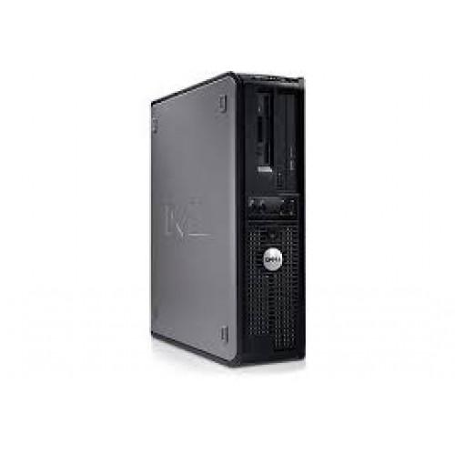 Unitate PC Dell Optiplex 745 Desktop, Intel Core 2 Duo E2180 2.00Ghz, 2Gb DDR2, 80Gb, DVD-ROM