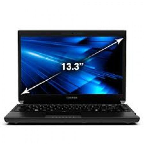Laptop Toshiba R930 i7-3540M 3.0Ghz 8GB DDR3, 128Gb SSD DVD-RW, display 13.3 inch, WebCam, HDMI
