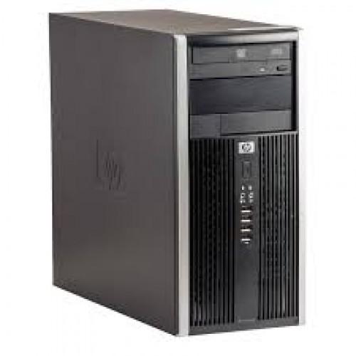 PC HP 6200 Pro Desktop, Intel Core i5-2400S 3.30GHz, 4Gb DDR3 RAM, 250GB SATA, DVD-RW