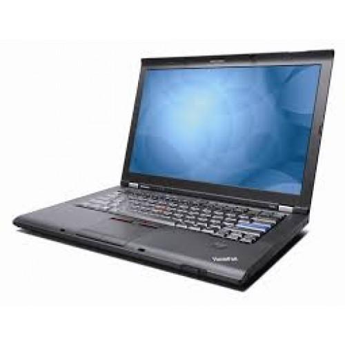 Notebook Lenovo ThinkPad T400, Core 2 Duo P8600 2.40Ghz, 4Gb DDR3, 160Gb, DVD, 14.1 inch, webcam