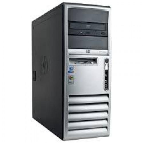 PC HP Compaq Tower D530, Intel Pentium 4 2.8Ghz , 2GB DDR , 80Gb HDD, Combo