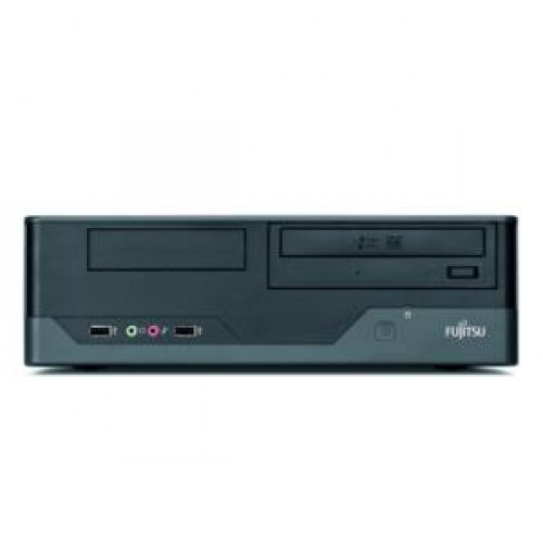 Fujitsu Esprimo E3521, Intel Core2 Quad Q9505 2.83GHz, 4GB SATA, 250GB HDD, DVD-ROM