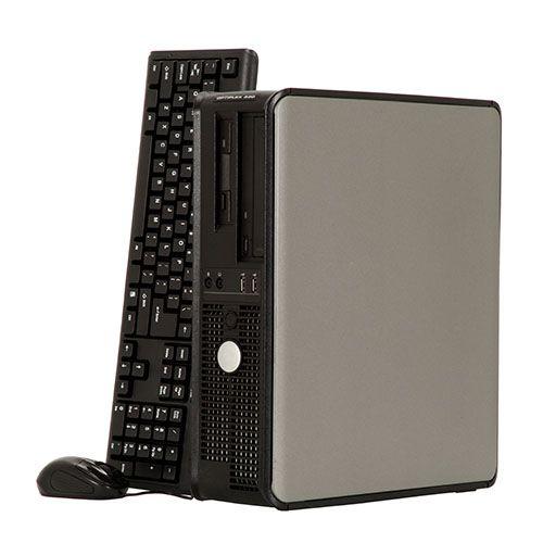 Calculator Dell Optiplex 330 Desktop,  Core 2 Duo E6300 1.86GHz, 2Gb DDR2, HDD 80Gb, DVD-ROM