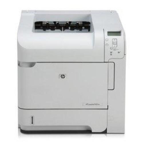 Imprimanta Laser Monocrom HP LaserJet P4014N, Retea, USB, A4, 45 ppm, Cartus Nou