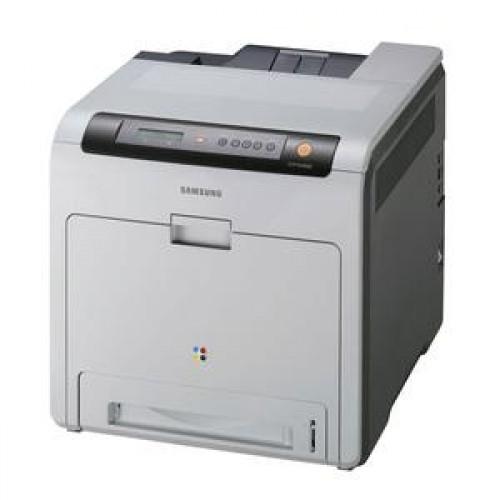 Imprimanta SAMSUNG CLP-610DN, 20 ppm, Duplex, Retea, USB 2.0, 2400 x 600, Laser, Color, A4