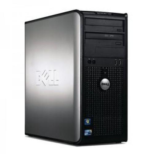 Dell Optiplex GX780 Tower, Intel Core 2 Quad Q9550, 2.83GHz, 4Gb DDR3, 250GB SATA, DVD-RW