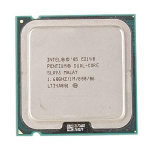 Procesor Intel Dual Core E2100, 2.0 GHz, 1Mb Cache, 800 MHz FSB