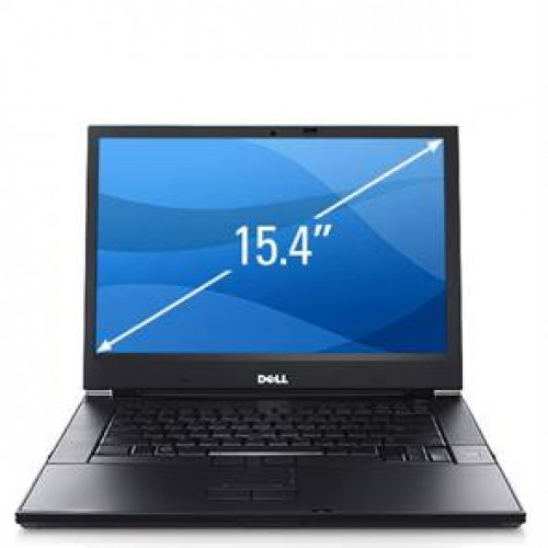 Laptop Dell E5500, Intel Core 2 Duo T7250, 2.00Ghz, 2GB DDR2, 80GB HDD, DVD 15.4 inch