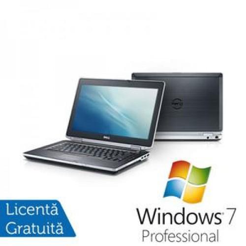 Dell Latitude E6420, Intel i5-2520M Dual Core, 2.5Ghz, 4Gb DDR3, 250Gb, DVD-RW, 14 inci HD Anti-Glare LED, HDMI + Windows 7 Professional