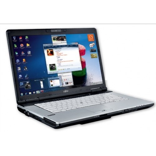 Laptop Second Hand Fujitsu Lifebook E751, Intel Core I5 2520M 2.50GHz, 4Gb DDR3, 160Gb SATA, DVD-ROM 15.6 Inch