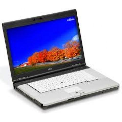Fujitsu Siemens Lifebook S760, Intel Core i3-370M 2.4Ghz, 4Gb DDR3, 160Gb, DVD, 13.3 inch