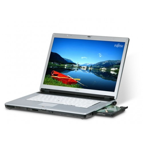 Laptop SH Fujitsu E8210 Intel Core 2 Duo T7200, 2.00Ghz, 4Gb DDR2, 80Gb HDD, 15.4 inch