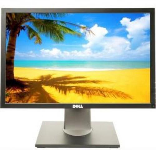 Monitor LCD Refurbished DELL P1911 Professional, 19 inci, 1440 x 900, VGA, DVI, USB, 16.7 milioane de culori