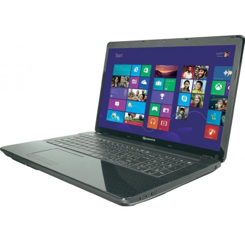 Laptop Packard Bell EasyNote LE69KB-12506G75MN, AMD E1-2500 1.40Ghz, 4Gb DDR3, 500Gb HDD, DVD-RW, 17.3 inch wide LED