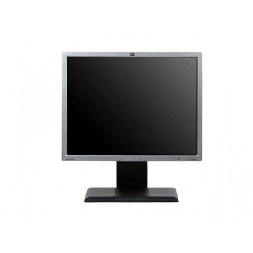 Monitor HP LP2065, LCD, 20 inch, 1600 x 1200, 2x DVI, 4x USB, Grad B, Fara picior