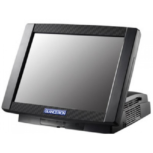 Sistem POS Glancetron, Intel Pentium M 2.80Ghz, 1Gb DDR, 80Gb HDD, Display 15 inch TOUCH SCREEN