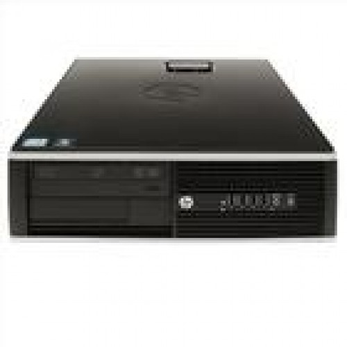 PC HP Compaq Elite 8000 SFF, Core 2 Duo E8500, 3.16Ghz, 4Gb DDR3, 250Gb, DVD-RW