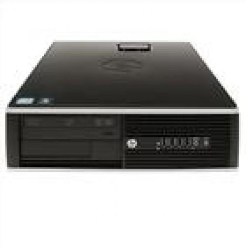 PC HP Compaq Elite 8000 SFF, Core 2 Duo E8500, 3.16Ghz, 4Gb DDR3, 250Gb, DVD-RW