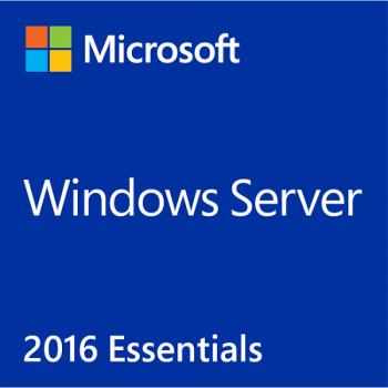Licenta Windows Server 2016 Essentials 64bit English/ 25 user, 2 CPU