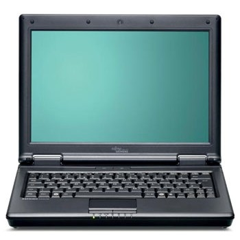 Laptop Fujitsu D9500 Intel Core 2 Duo T7300 2.0Ghz, 2Gb DDR2, 120Gb HDD, DVD-ROM, 15,4inch