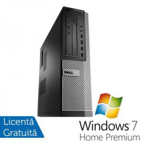 Dell OptiPlex 990 Desktop, Intel i5-2400, 3.10Ghz, 4Gb DDR3, 250Gb SATA, DVD-RW + Windows 7 Professional