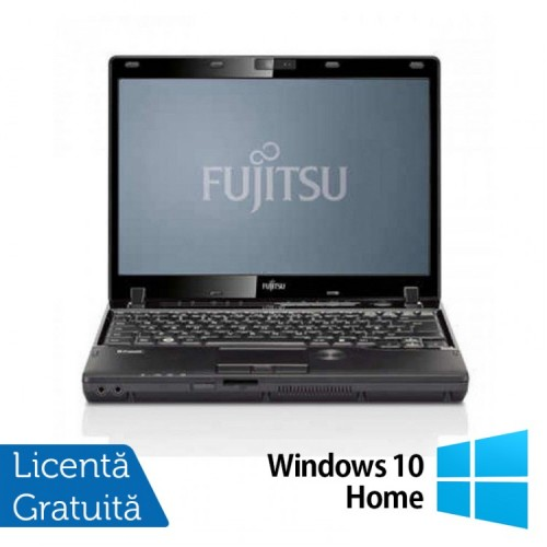 Laptop Refurbished FUJITSU Lifebook P772, Intel Core i5-3320 2.60 GHz, 4GB DDR3, 500GB SATA, DVD-RW + Windows 10 Pro